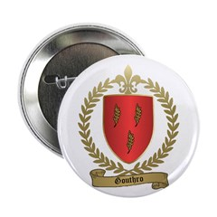 GOUTHRO Family Crest Button