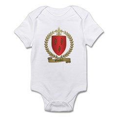 GOUTHRO Family Crest Infant Bodysuit