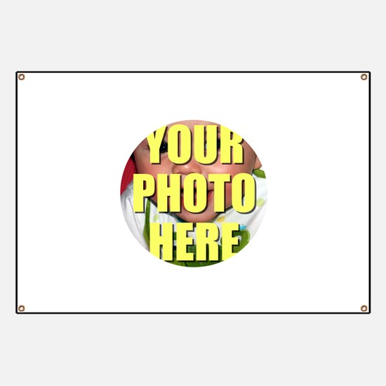 Personalized Circular Image Banner