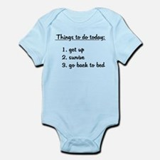 Things To Do Today Body Suit