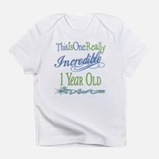 Incredible 1st Birthday Infant T-Shirt