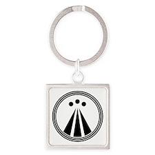 OBOD Square Keychain