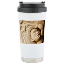 Iona Baby Jesus Travel Coffee Mug