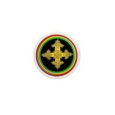 ethipia cross rasta performance jacket Mini Button