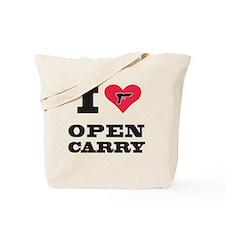i-heart-oc-no-sboc Tote Bag