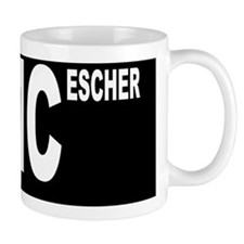 E=MC-esch-CRD Mug