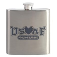 Air Force Girlfriend Flask