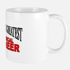 """The World's Greatest Mechanical Engineer"" Mug"
