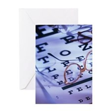 Vision Correction Greeting Card