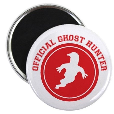 "Ghost Hunter 2.25"" Magnet (10 pack)"