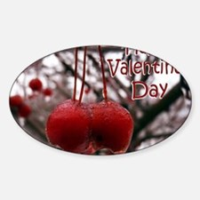 card V day crabapples Decal