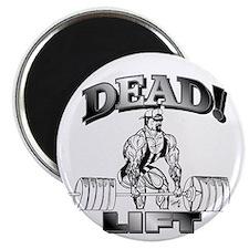 DeadLift T-shirt Magnets
