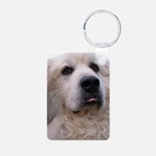 Great pyr Aluminum Photo Keychain