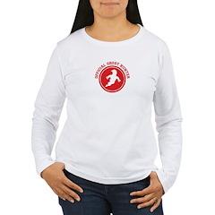 Ghost Hunter Women's Long Sleeve T-Shirt