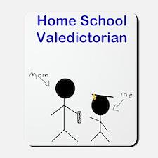 Homeschooled Mousepad