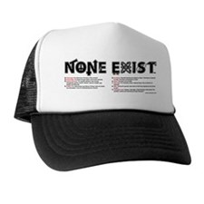mug-exp-none-exist-explanation-V2 Trucker Hat