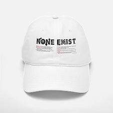 mug-exp-none-exist-explanation-V2 Baseball Baseball Cap