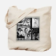Don Woods History In Music Tote Bag