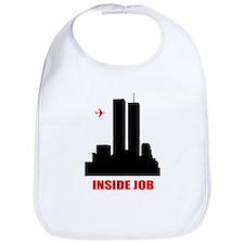 9/11 Inside Job Bib
