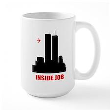 9/11 Inside Job Mug