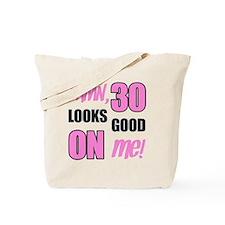 Funny 30th Birthday Gag Gift Tote Bag