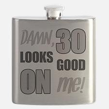 Funny 30th Birthday (Damn) Flask