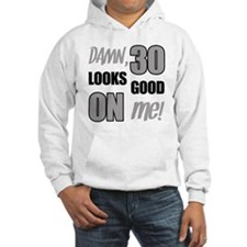 Funny 30th Birthday (Damn) Hoodie