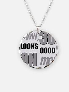 Funny 30th Birthday (Damn) Necklace