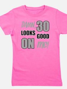 Funny 30th Birthday (Damn) Girl's Tee