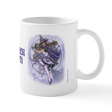 Kitchen Witch Small Mug
