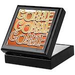 Gobble, Gobble, Gobble Keepsake Box