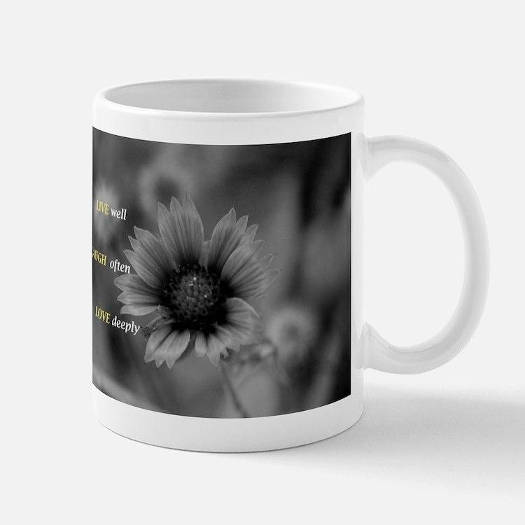 RetroFlower Mugs