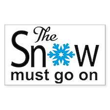 snow Decal