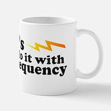 Frequency Mug