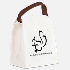 Logo 3 Canvas Lunch Bag