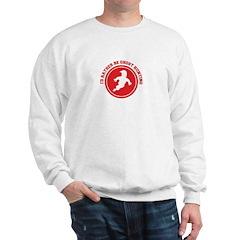 Rather Ghosts Sweatshirt