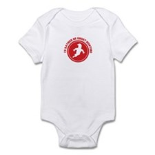 Rather Ghosts Infant Bodysuit