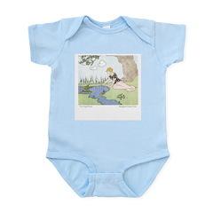 Price's Frog Prince Infant Bodysuit