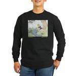 Price's Frog Prince Long Sleeve Dark T-Shirt