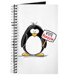 Vote Penguin Journal