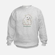 Baby Polar Bear Sweatshirt