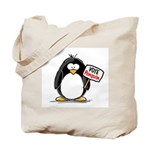 Vote Penguin Tote Bag