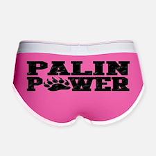 Palin Power Claw Women's Boy Brief