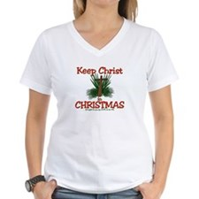 KEEP CHRIST IN CHRISTMAS Shirt