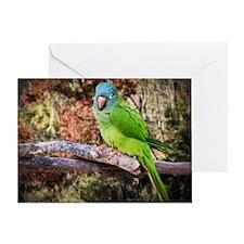 bluecrownIMG_8249 Greeting Card