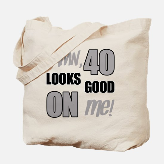 Funny 40th Birthday (Damn) Tote Bag
