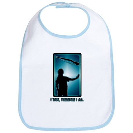 I toss, therefore I am Bib