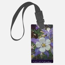 Columbines fa Luggage Tag