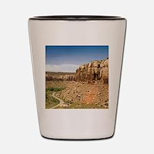 rndornaIndianCreek Shot Glass