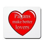 Pagan Lovers Mousepad